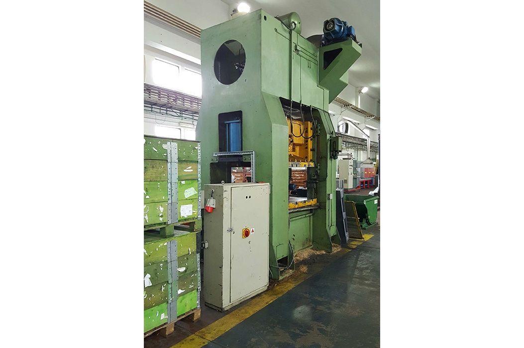 Sprzedaż maszyny po modernizacji
